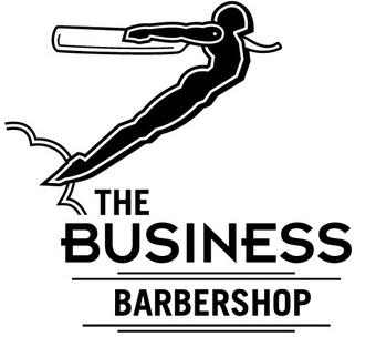 The Business Barbershop logo