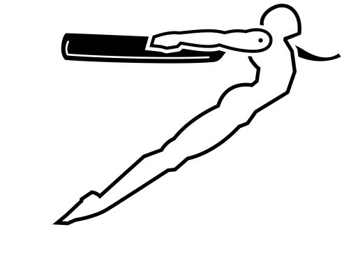The Business Barbershop symbol